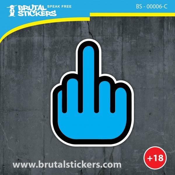 Crazy Sticker BS - 00006