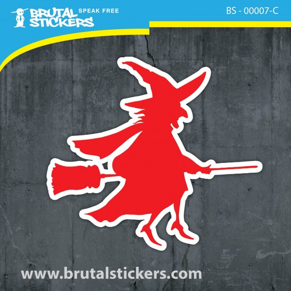 Crazy Sticker BS - 00007