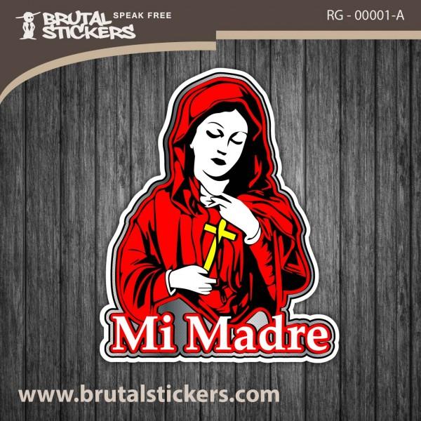 Stickers Religious RG - 00001