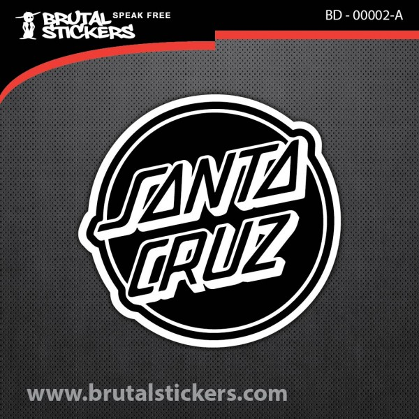 Skate Sticker BD - 00002