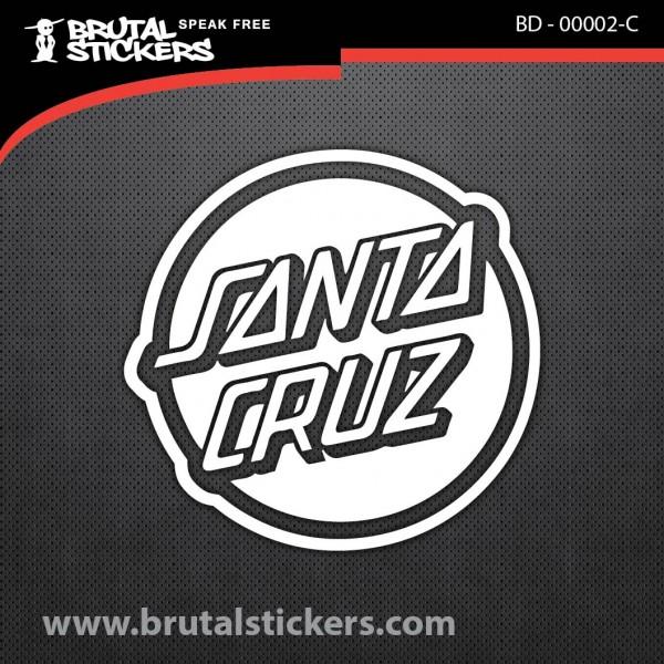 Skate Sticker BD - 00002