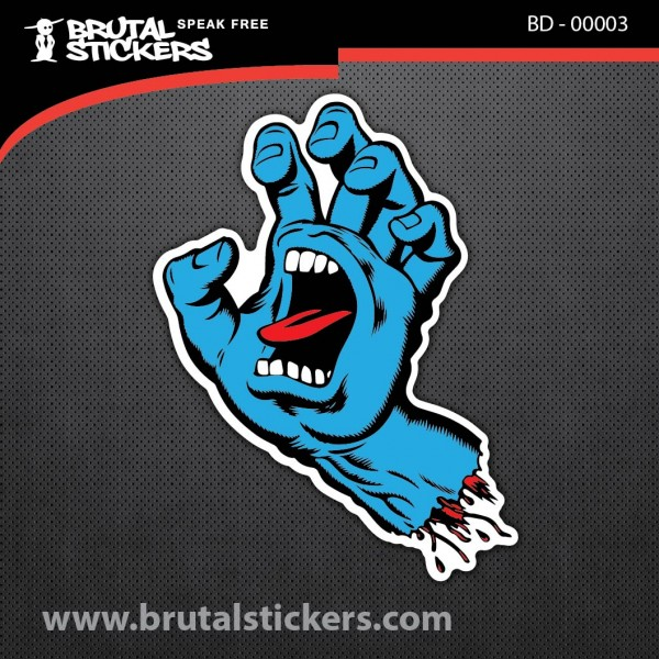 Skate Sticker BD - 00003