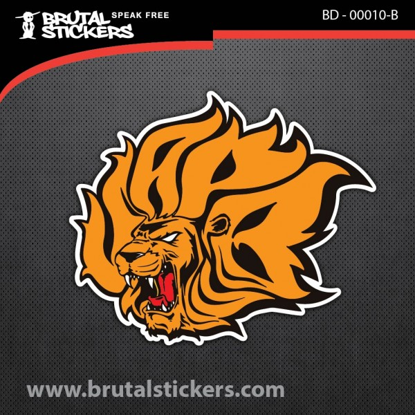 Skate sticker BD - 00010