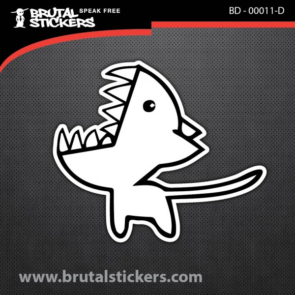 Skate sticker BD - 00011