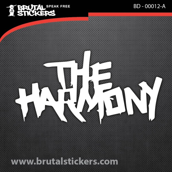 Skate sticker BD - 00012