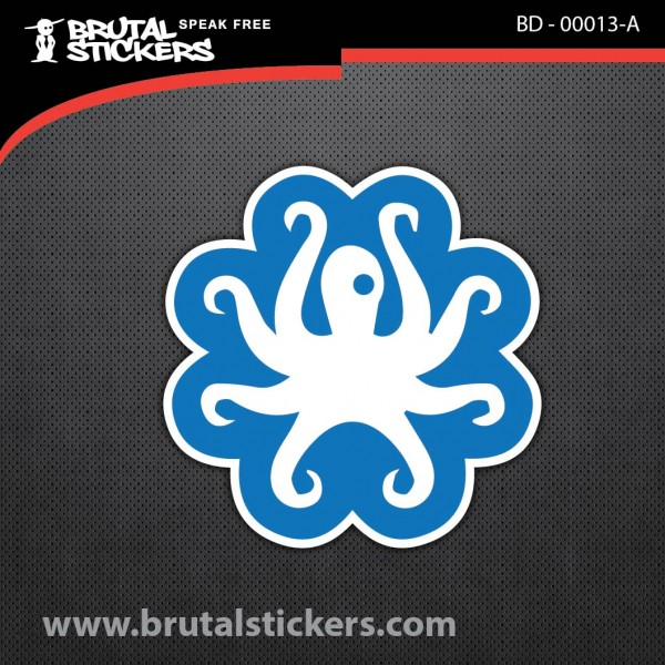 Skate Sticker BD - 00013