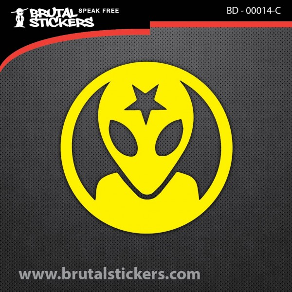 Skate sticker BD - 00014
