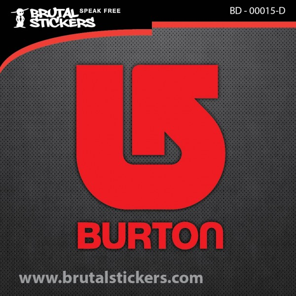 Skate sticker BD - 00015