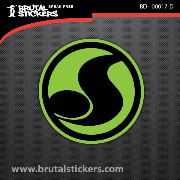 Skate stickers BD - 00017