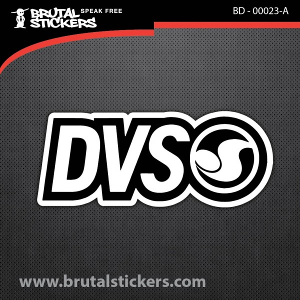 Skate stickers BD - 00023