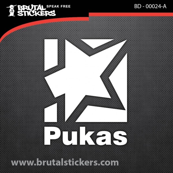 Skate stickers BD - 00024