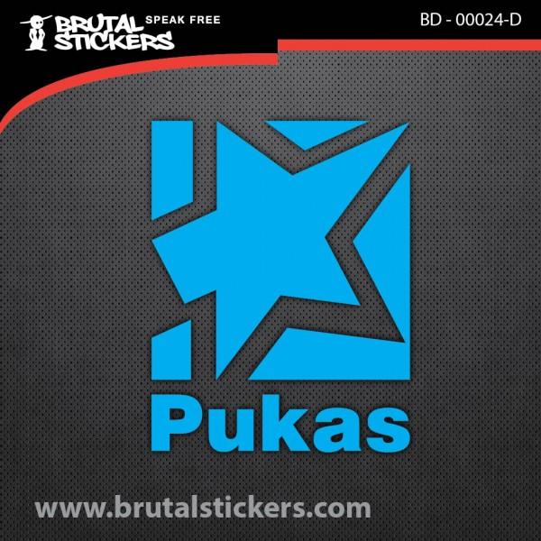 Skate stickers BD - 00024