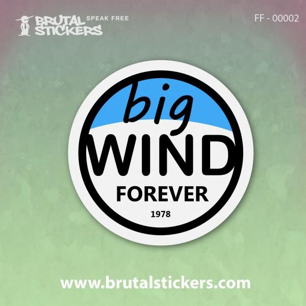 Surf Sticker BW-00001