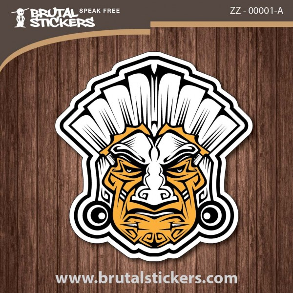 Surf Sticker ZZ - 00001