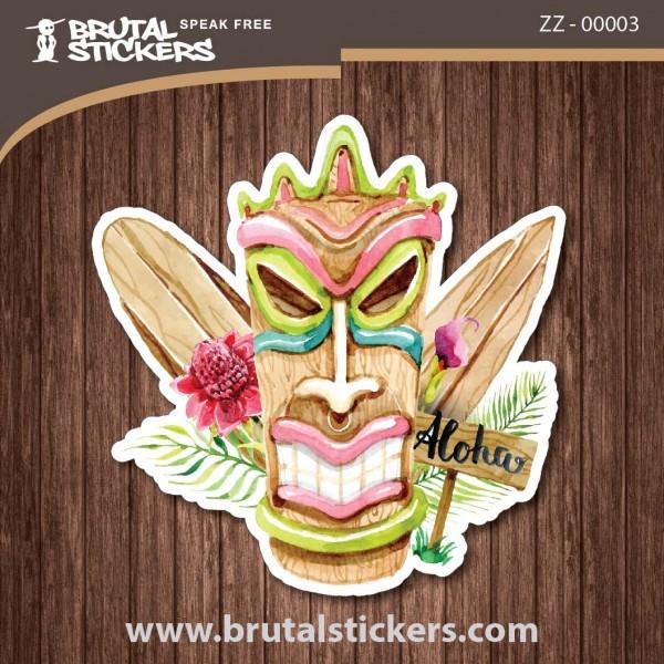 Surf Sticker ZZ - 00003