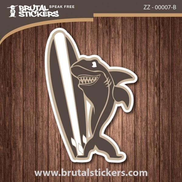 Surf Sticker  ZZ - 00007