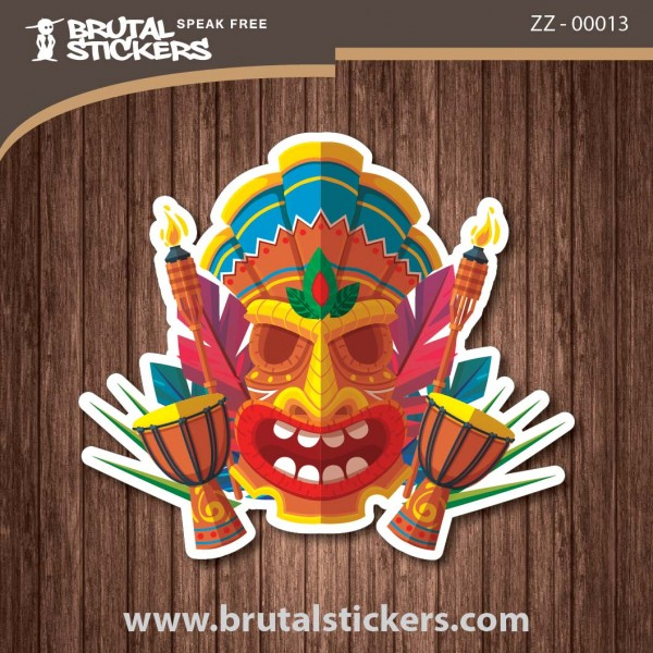 Surf Sticker ZZ - 00013