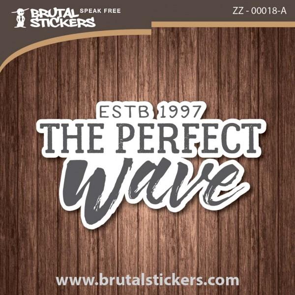Surf Sticker ZZ - 00018