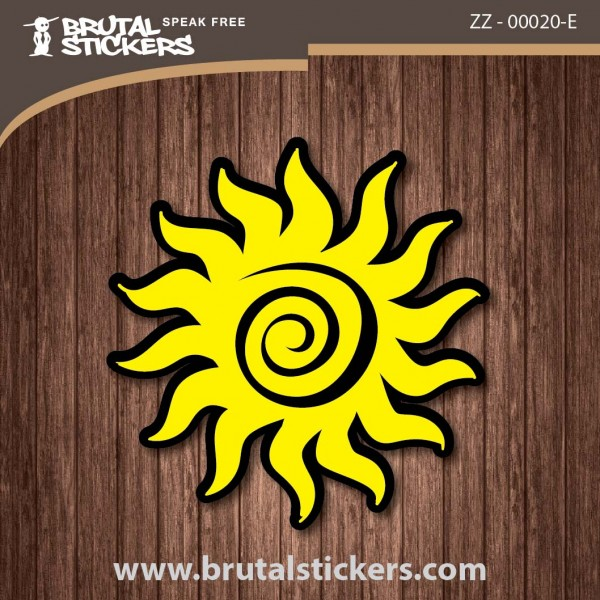 Surf Sticker ZZ - 00020