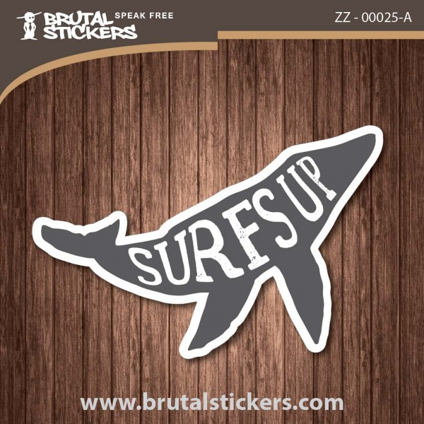 Surf Sticker ZZ - 00025