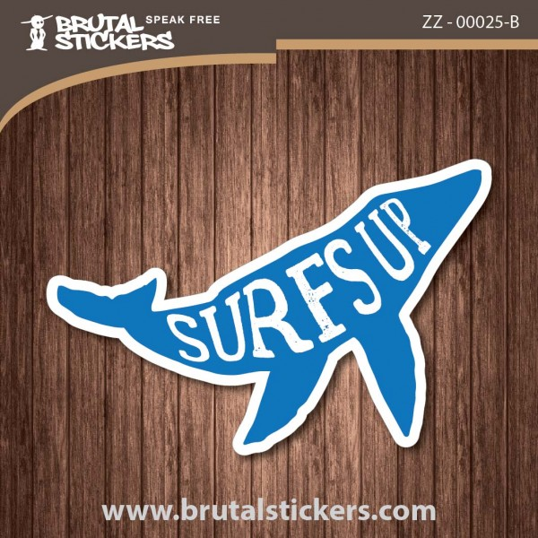Surf Sticker ZZ - 00025
