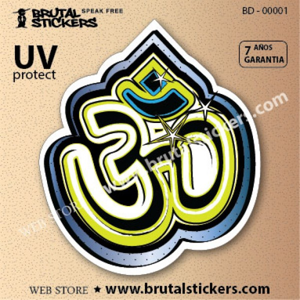 Sticker OM BD-00001