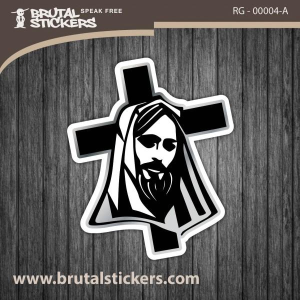 Religion sticker RG - 00004