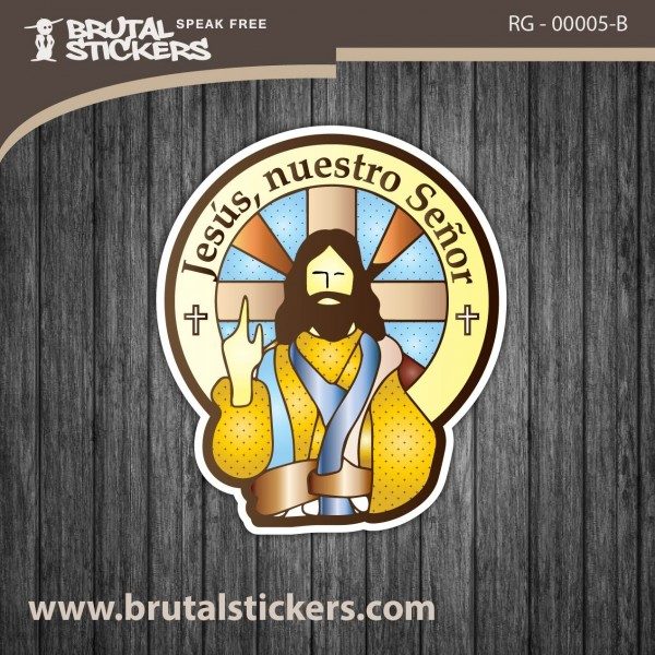Religion sticker RG - 000035