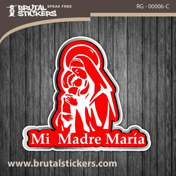 Religion Sticker RG - 00006